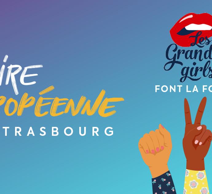10-Septembre-2019 Journée de la Femme à la foire Européenne de Strasbourg